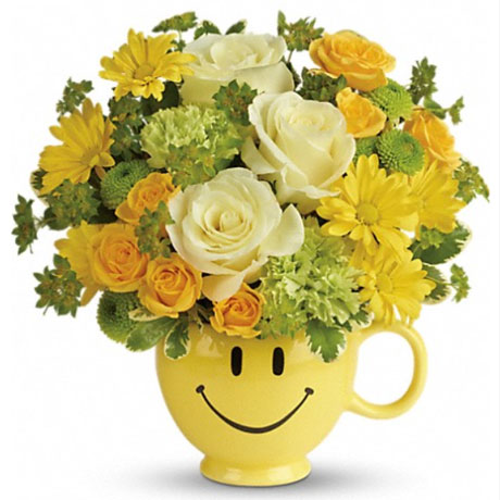 Unique Gifts - Make Me Smile Bouquet